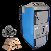 Газифицируещие котлы для каменного угля и древесины ATMOS