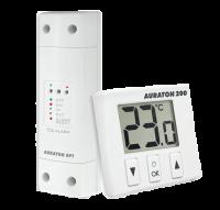 Беспроводный одноуровневый термостат AURATON 200 RTH