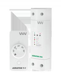 Беспроводный комнатный программатор Auraton T-1 RTH