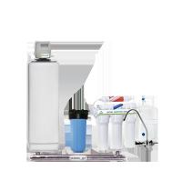 Готовое решение для очистки и умягчения жесткой воды с повышенным содержанием солей железа ECOSOFT ECOSMART ZM 1