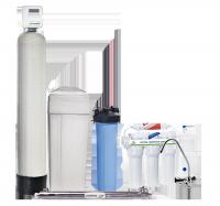 Готовое решение для очистки жесткой воды с повышенным содержанием железа и сероводорода ECOSOFT ECOSMART ZMS 1