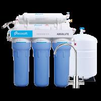 Фильтр обратного осмоса Ecosoft Absolute с минерализатором (MO650MECO)