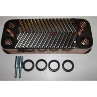 Теплообменник вторичный Viessmann Vitopend 100 WH1B 24 кВт-7825533