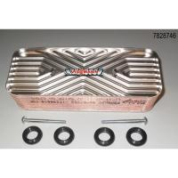 Теплообменник вторичный Viessmann Vitodens WB1B, WB1C 35 кВт-7828746