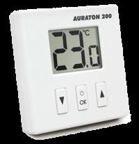 Беспроводный суточный термостат AURATON 200R (LMS)