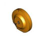 Теплоизоляционный блок CHE Viessmann Vitodens 200 B2HF- 7867110
